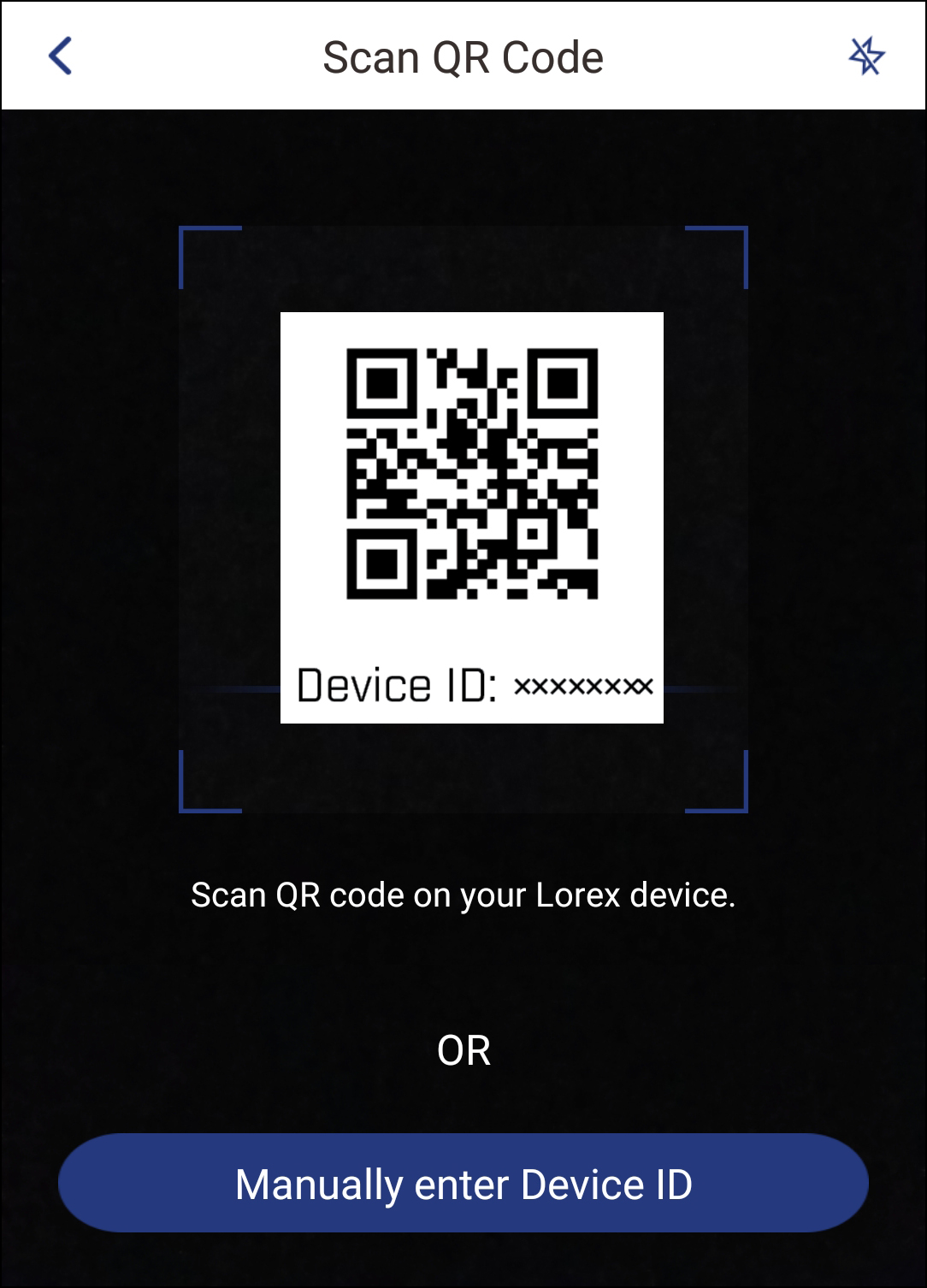 4Â Â Connecting to Your Lorex Device