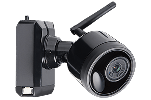LWB4900 wire-free security camera weather ratings
