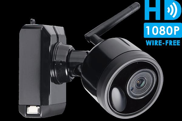 Security Camera Wire | Lorex Audio Security Cameras