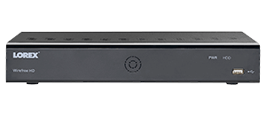 LHB926 Series DVR for wire-free security systems
