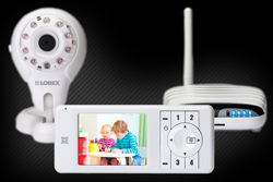 video baby monitor with remote access