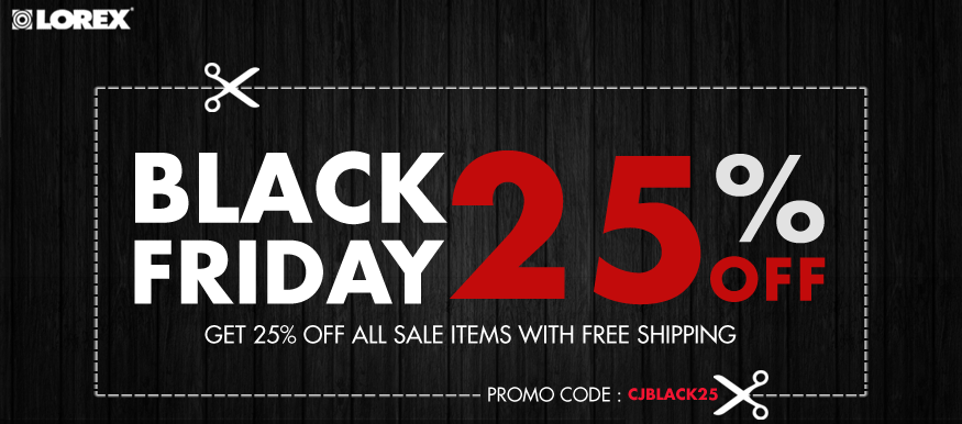 Black friday 25% OFF - get 25% off any sale item + Free shipping