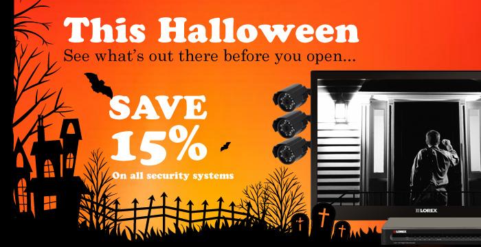 Lorex Halloween Sale