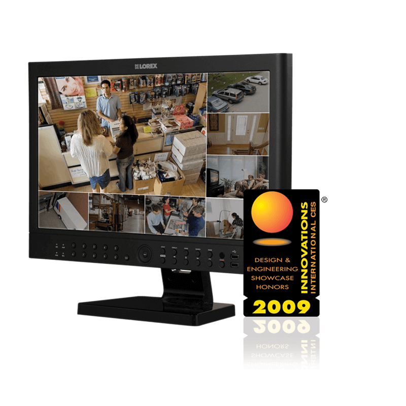 Lorex Innovation Awards 2009 for L20WD Video Component