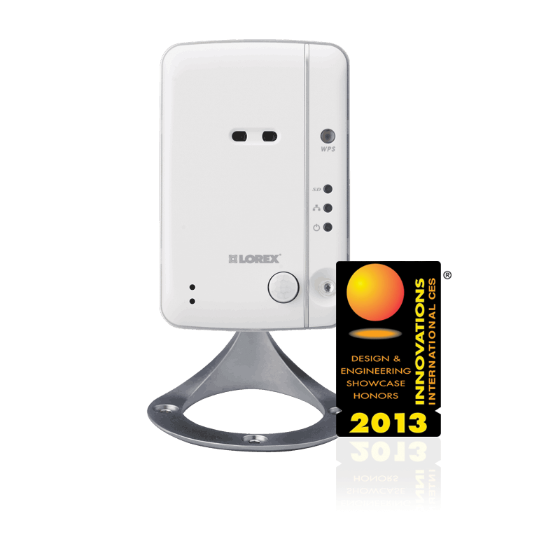 Innovation Award 2013 Lorex for Live Ping Health and Wellness
