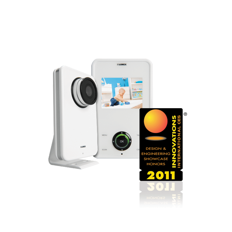 Innovation Award 2011 Lorex for CES Innovations Award for Live Connect Integrated Home