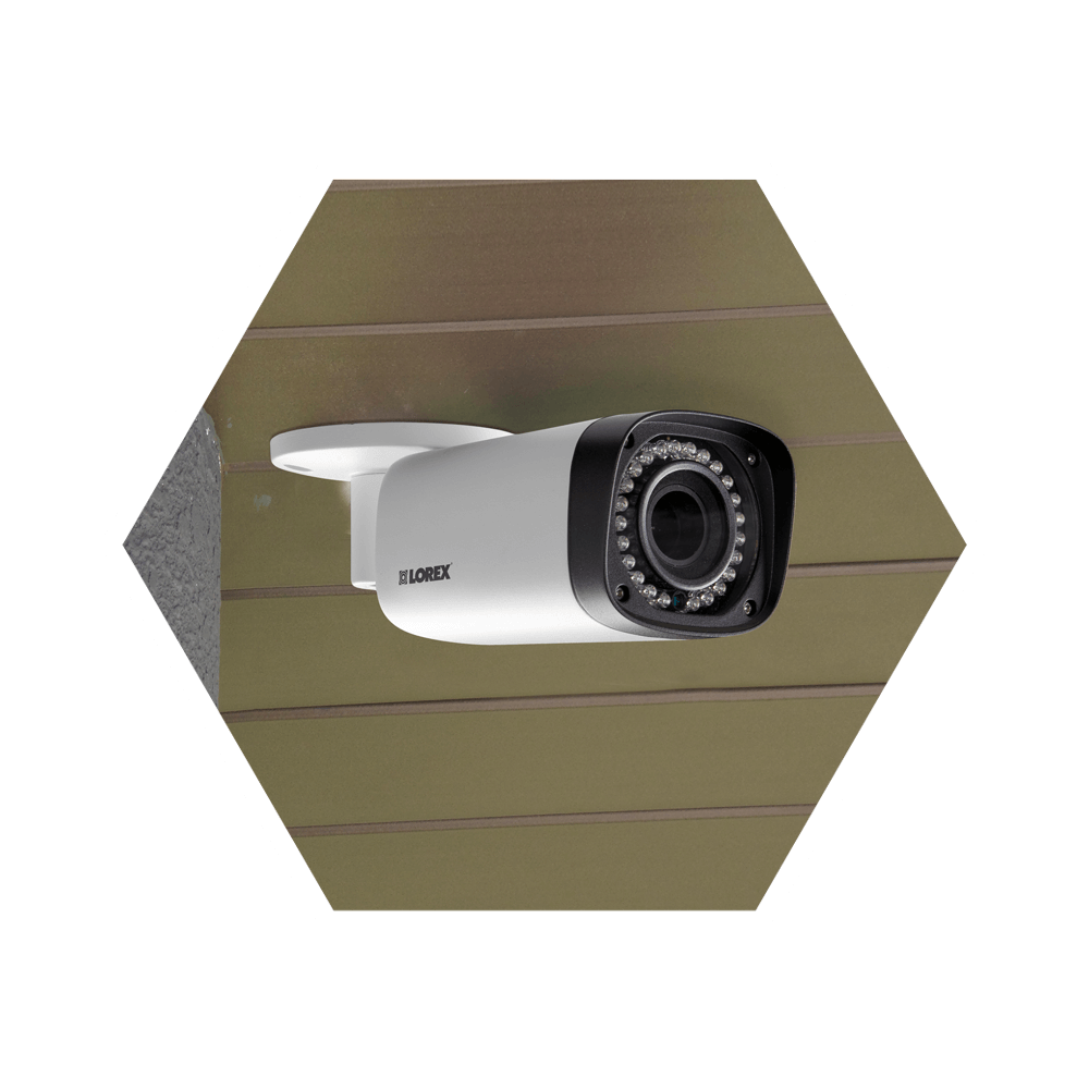 How To Install Security Cameras Lorex Wiring Video Surveillance Up High On Ceilings Or Walls