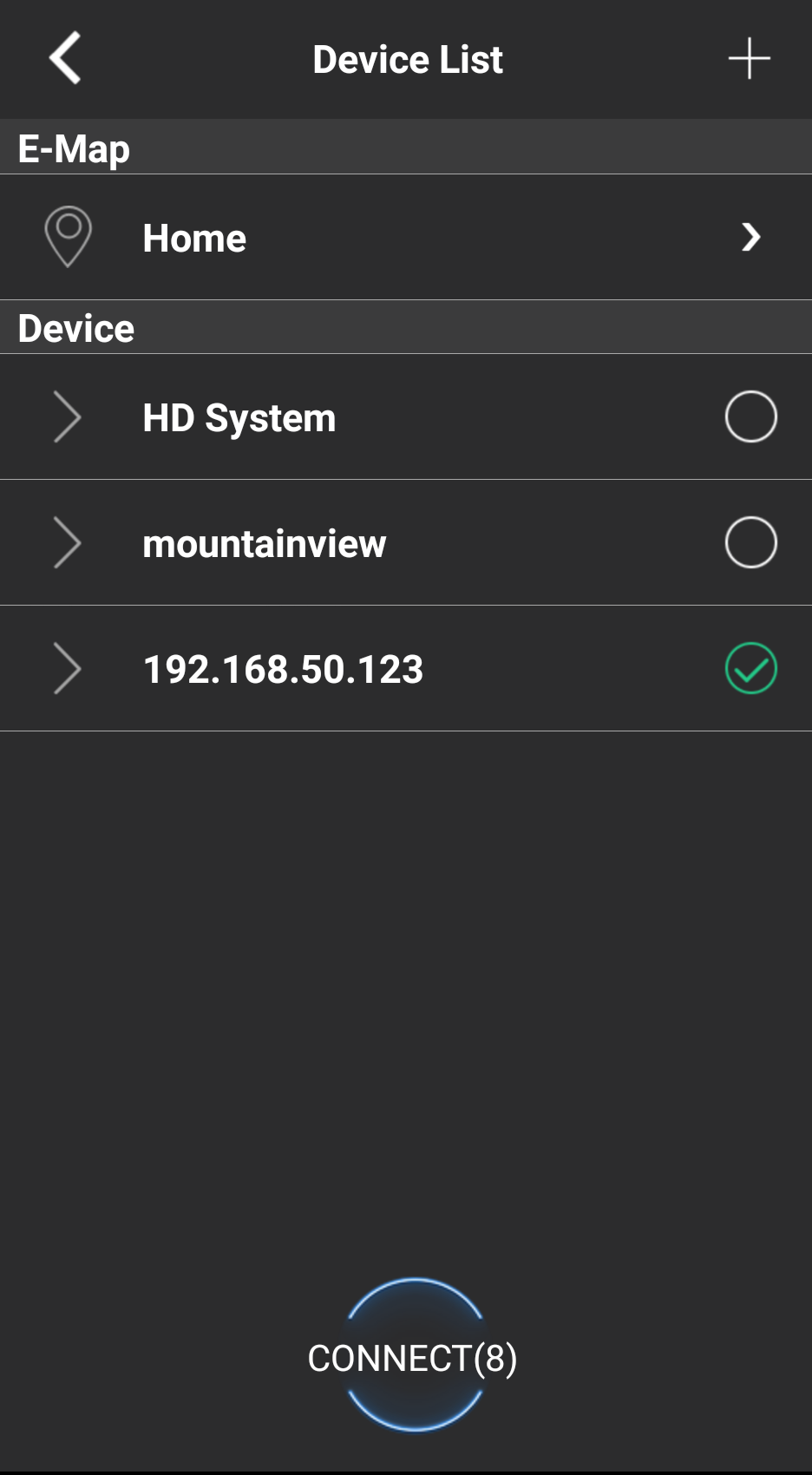 FLIR Cloud for Android Help | Lorex