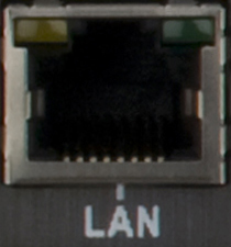 Network / LAN Port