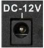 Power / DC12V port