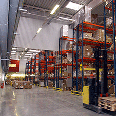Security Cameras for Warehouses