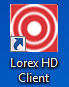 Lorex HD Client icon