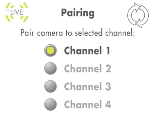 Select an available channel