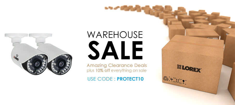 Warehouse Sale- Amazing Clearance Deals plus 10% off everything on sale