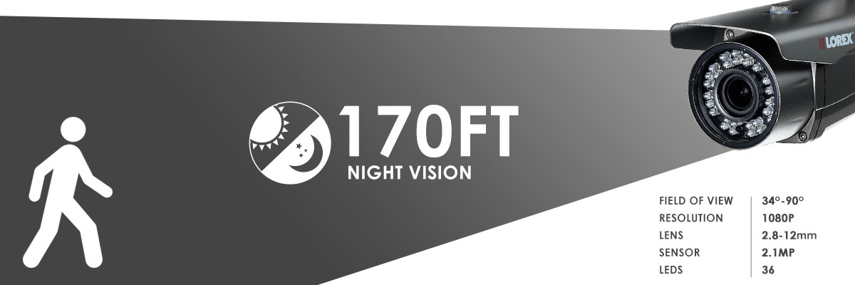LBV2723B Night Vision Range