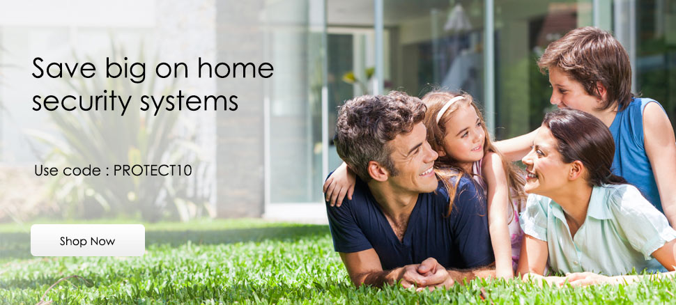 Home security camera systems on sale