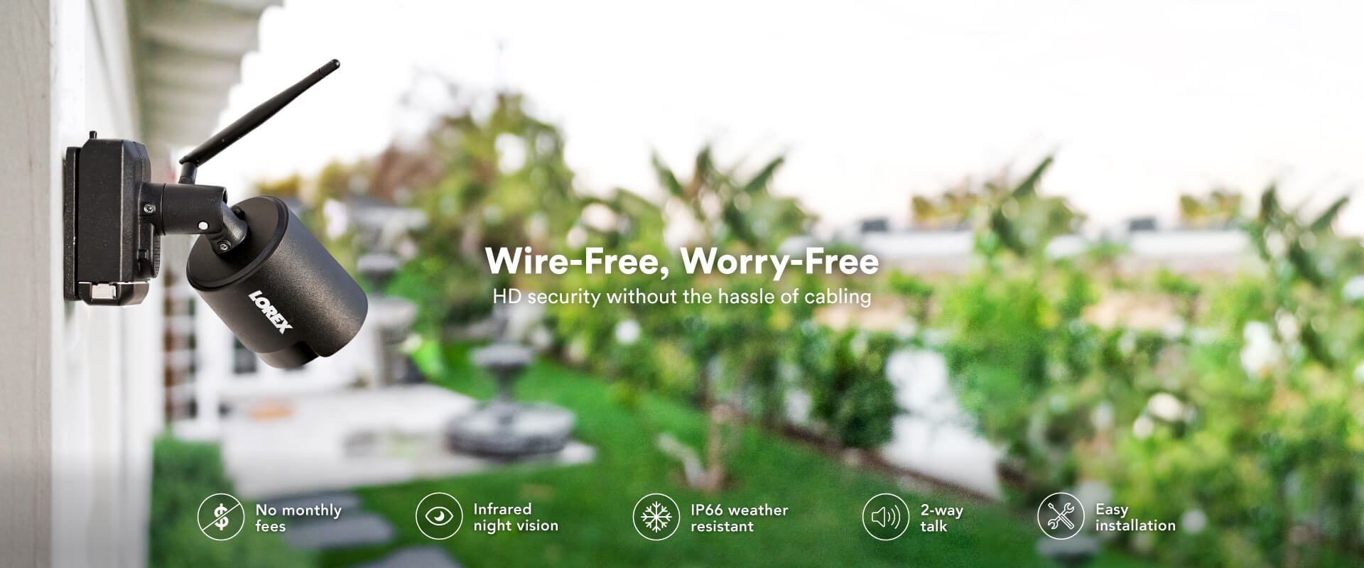 Lorex Technology Reviews - HD Wire-Free Security Camera Systems