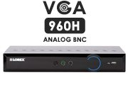 Analog DVRs including ECO, Edge and Blackbox Series DVRs