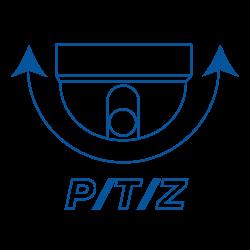 Pan, Tilt & Zoom