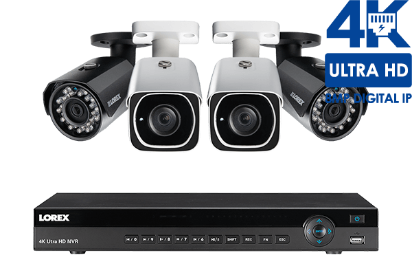 Lorex security cameras and security systems