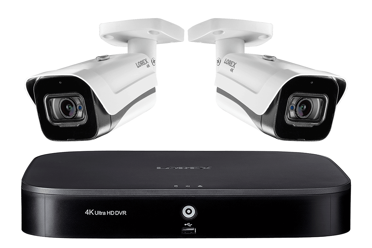 Lorex 4kmpx88 4k Ultra Hd 8 Channel Security System Quick Manual Guide