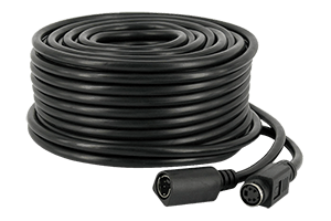 4-PIN DIN 60FT security extension cable