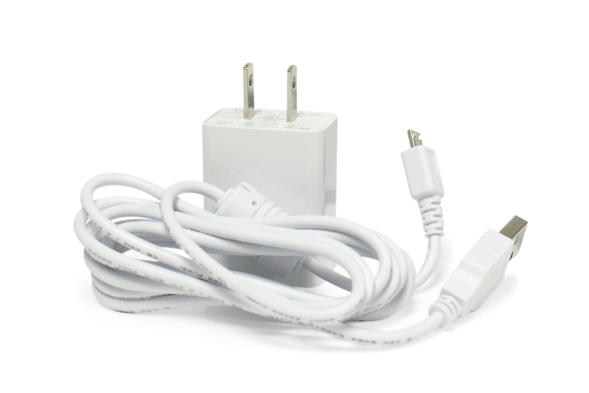 Power Adapter Charger for Wire-Free Battery Power Packs