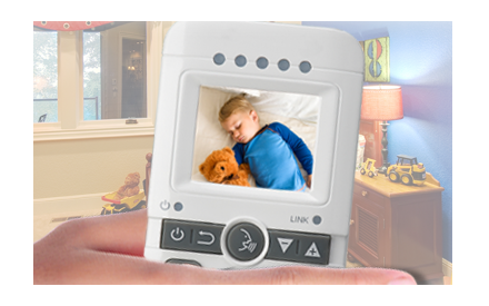 1.8 inch Video Baby Monitor