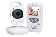 Wireless video baby monitor with 2.4inch monitor