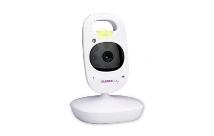 Baby monitor with exceptional battery life