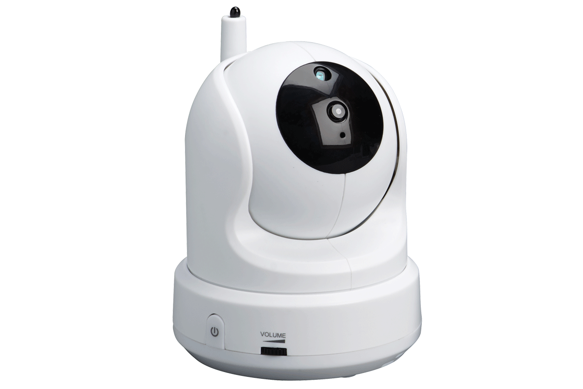 Pan Tilt accessory camera for Care N Share wireless baby monitor