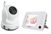 "CARE 'N' SHARE Series 3.5"" Video Baby Monitor with PTZ camera"