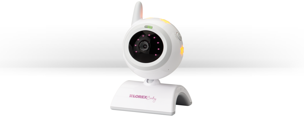 Star Bright series video baby monitor