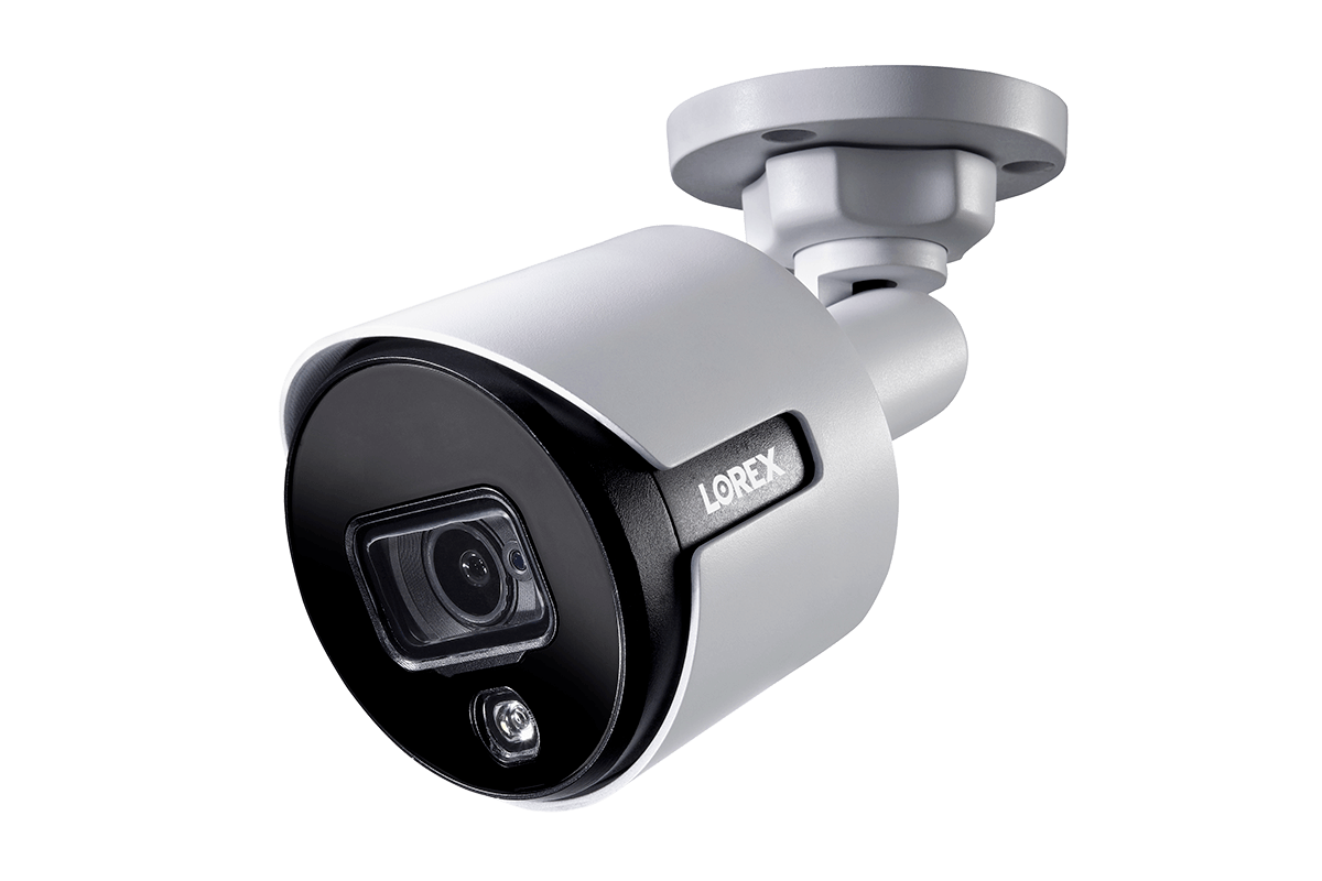 5MP analog active deterrence security camera