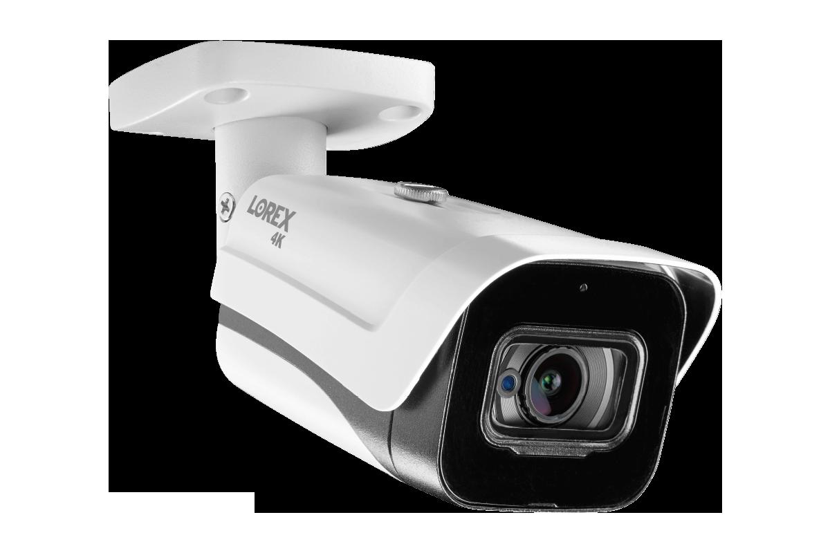 Ultra HD 4K MPX Audio security camera