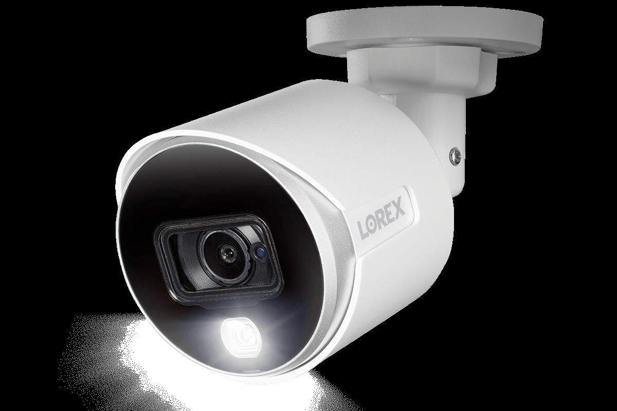 C882DA Series - 4K Active Deterrence Security Camera