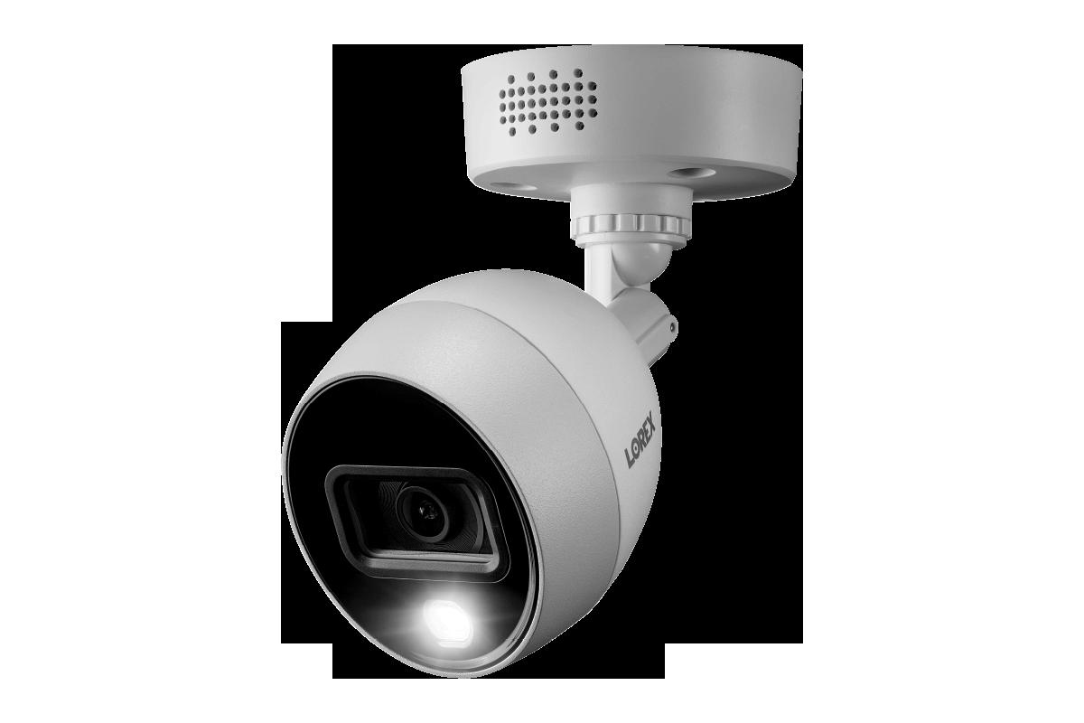 C883DA Series - 4K Indoor/Outdoor Camera with Active Deterrence