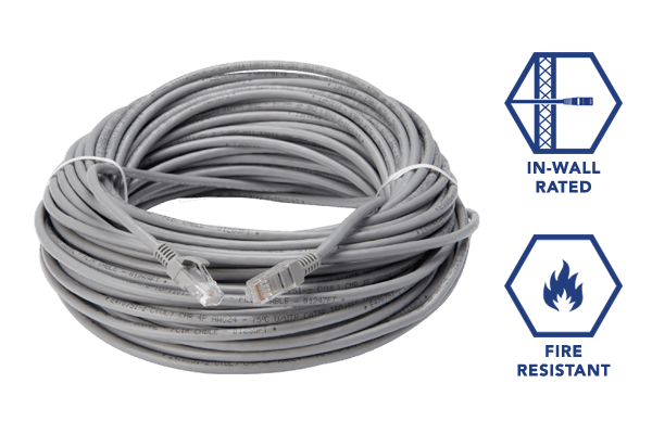 100FT Cat5e Extension Cable