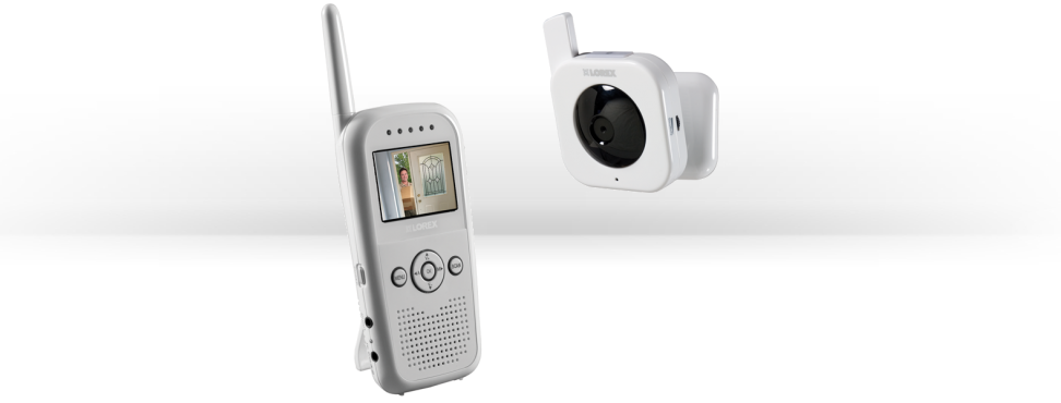 Discontinued - Infant video camera with monitor