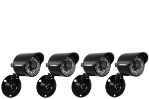 Security camera for home with night vision (4 Pack)