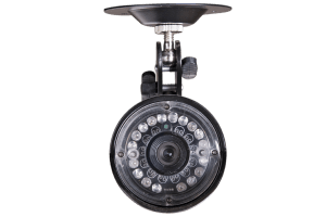 Surveillance security camera with night vision
