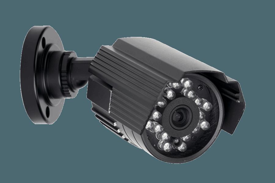 2 PACK LOREX  900TVL CCTV Bullet Security Camera  Night Vision MC7572 CVC7572