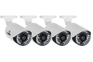 Security cameras 660 TVL with 100FT night vision