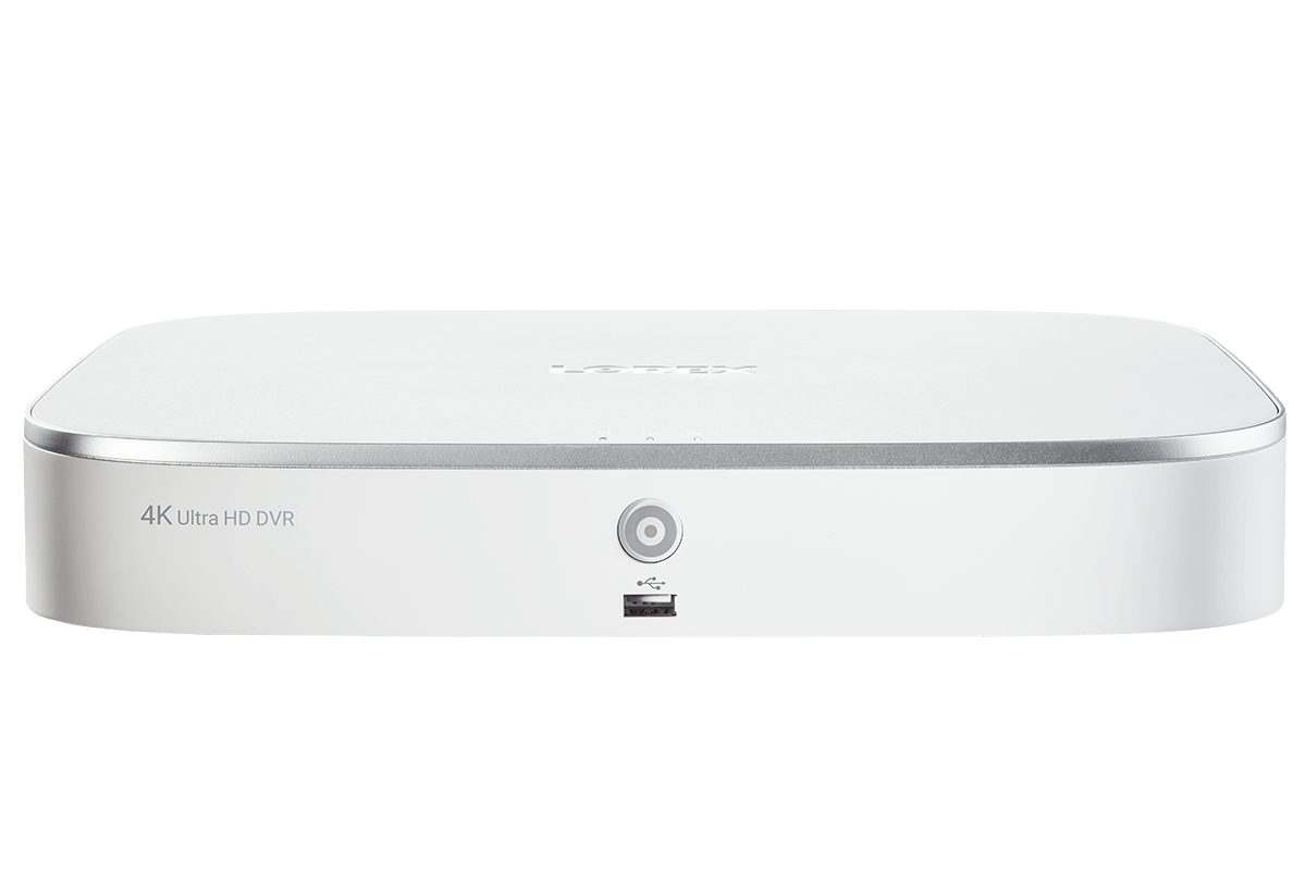 4K DVR with Advanced Motion Detection - D841 Series