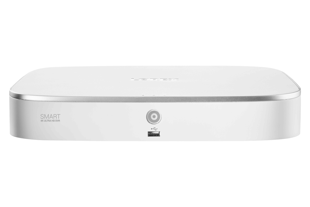 4K DVR with Smart Motion Detection - D861 Series