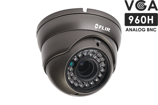 DBV534TL varifocal dome security camera from  FLIR