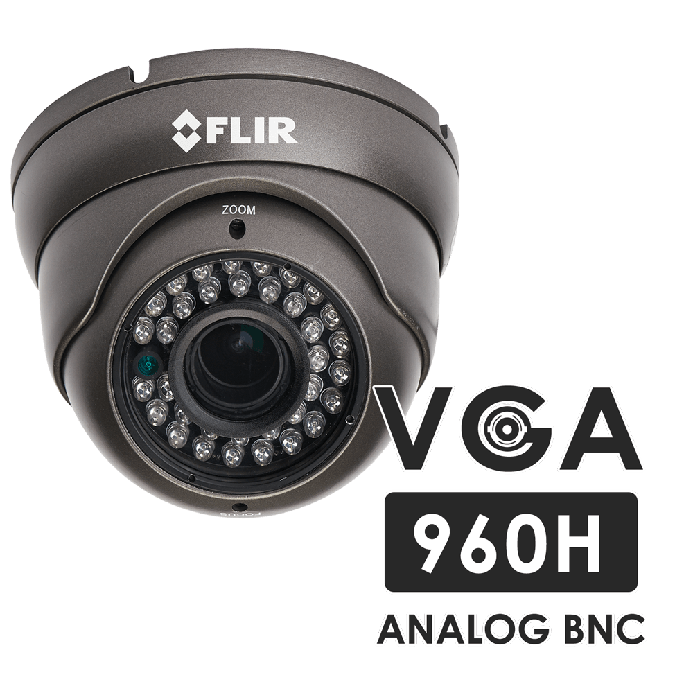 960H security camera resolution