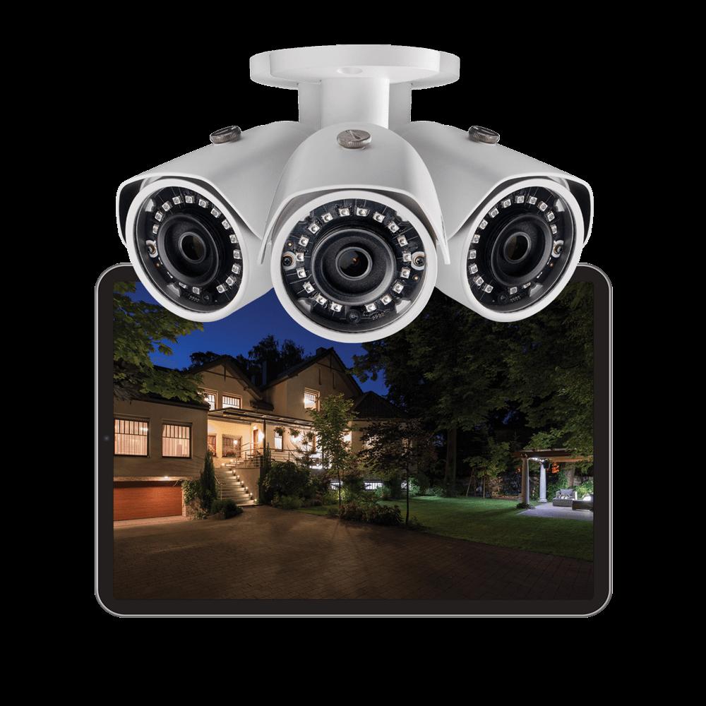 Color Night Vision security camera