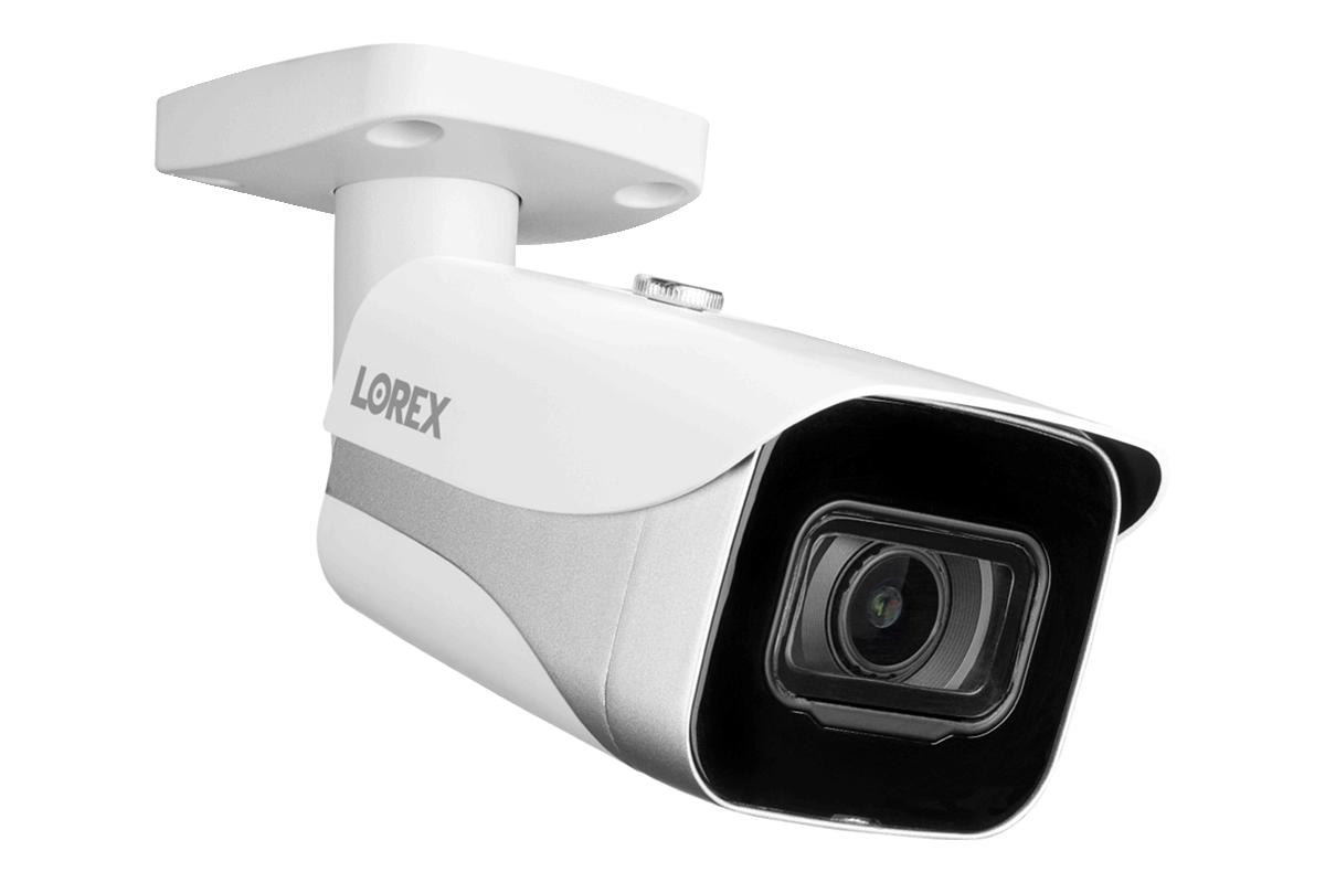 4K Ultra HD Smart IP Security Camera - E861AB Series