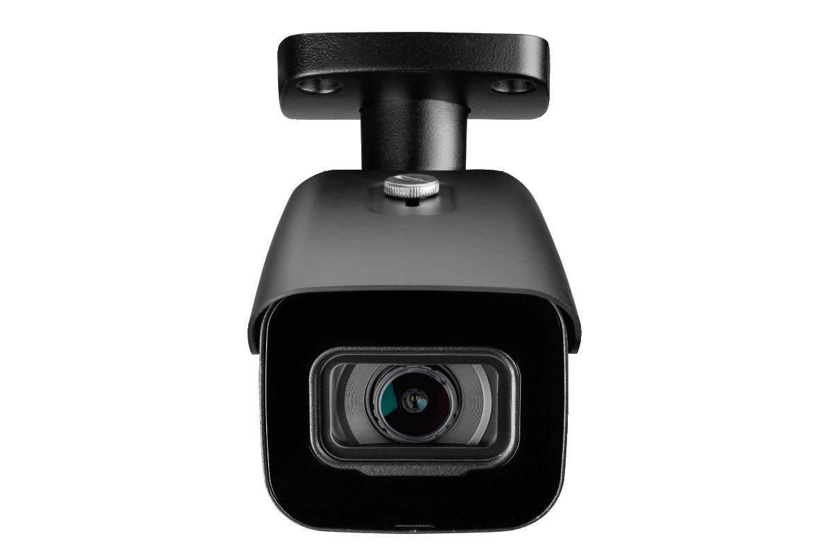 4K security monitoring
